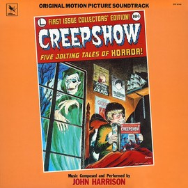 O.S.T. - CREEPSHOW ORIGNAL MOTION PICTURE SOUNDTRACK