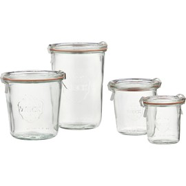 WECK - Weck Tall Canning Jars