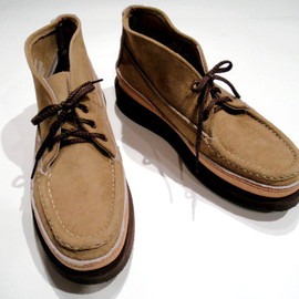 RUSSELL MOCCASIN - SPORTING CLAY CHUKKA