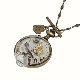 Q-Pot Alice in Wonderland Necklace - Q-Pot Alice in Wonderland Necklace
