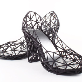 strvct - 3D-printed shoes