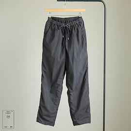 TEATORA - Wallet Pants [packable] #carbon gray