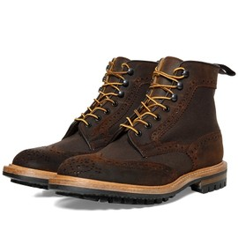 City Pack - Vibram Stow Boots