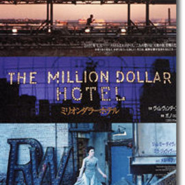Wim Wenders - million dollar hotel