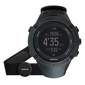 SUUNTO - Ambit3 Peak Black (HR)