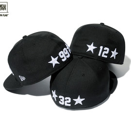 F.C.R.B. - NEW ERA® NUMBERING 59 FIFTY CAP