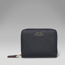 Smythson - Smythson / Panama Women Collection Zip Coin Purse