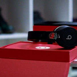 Nike x Beats  - by Dr. Dre headphones x Rugby England representives