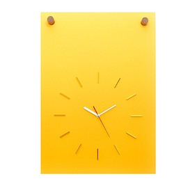 fundamental.berlin - POSTER - WALL CLOCK