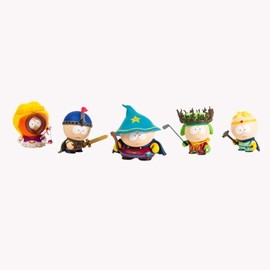 KIDROBOT - South Park Stick of Truth Collectors Pack