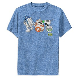 Disney - Droids T-Shirt for Boys – Star Wars: The Rise of Skywalker