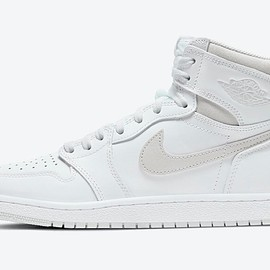 "NIKE - AIR JORDAN 1 HIGH '85 ""Neutral Grey"""