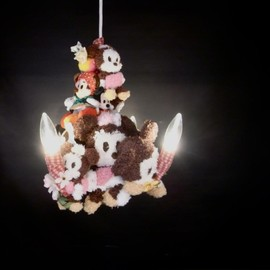 Organic Cotton Chandelier