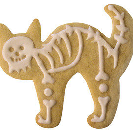 CopperGifts.com - Cat Cookie Cutter (Halloween)