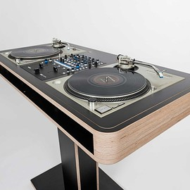 Hoerboard - Stereo.T DJ Stand