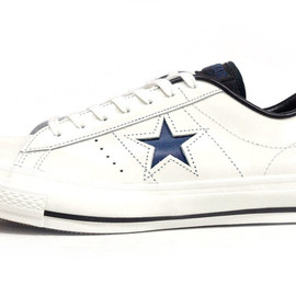 CONVERSE - ONE STAR J 「made in JAPAN」「LIMITED EDITION for STAR SHOP」
