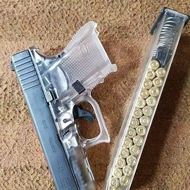 GLOCK - 26 Skeleton