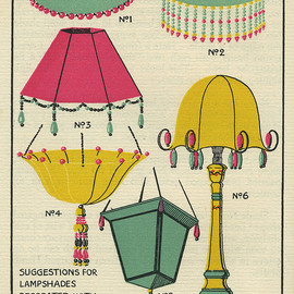 suggestions for lampshades