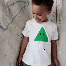 More & Co. - Go Play Toddler Tee, Triangle