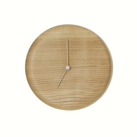 GLOCAL STANDARD PRODUCTS - WALL CLOCK ( 生地色 )