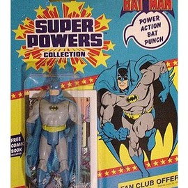 DC Comics, Kenner - Batman - The Super Powers Collection