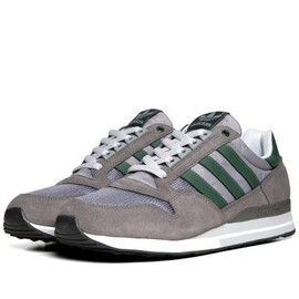 adidas originals - ZX500 - Tech Grey/Dark Green/Iron