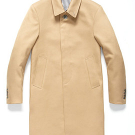 THOM BROWNE - Thom Browne Classic Car Coat