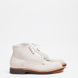 Alden - Indy Boot Rich Suede Marble