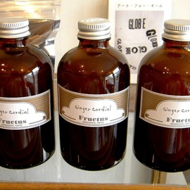 fructus - Ginger Cordial