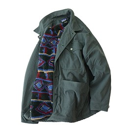 Patagonia - Work Range Coat 1996 Hunter Green