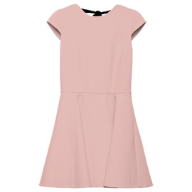 miu miu - Cady armuré flared dress