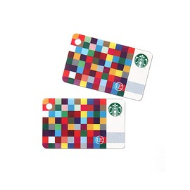 STARBUCKS, uniform experiment - SOPH.TOKYO 15th NOVELTY Starbucks Card UE ver.