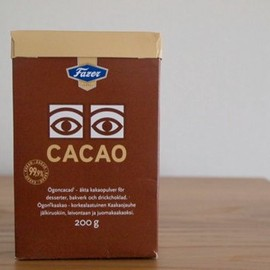 Fazer - CACAO designed Olle Eksell