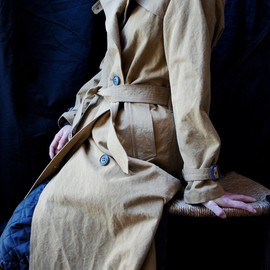 Nigel Cabourn Women - WW1 TRENCH COAT