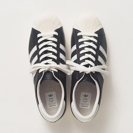 adidas originals - ADIDAS ORIGINALS BY HYKE SUPERSTAR BLACK