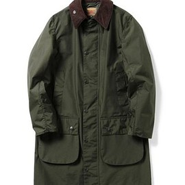 Barbour - Barbour × BEAMS PLUS Hi-SPEC Border