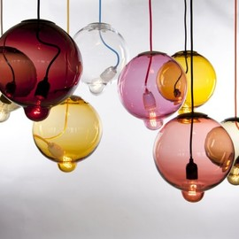 Johan Lindstén, Cappellini - Meltdown Lamp, inspiration from Fukushima