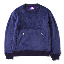 THE NORTH FACE PURPLE LABEL - Versa Loft Sweater