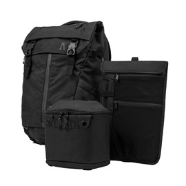 boundary supply - PRIMA SYSTEM MODULAR TRAVEL BACKPACK