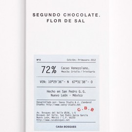 Casa Bosques Chocolates - FLOR DE SAL