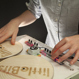 littlebits - Synth Spin Table