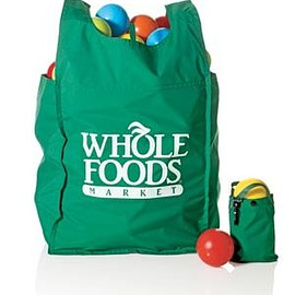 Whole Foods Market - Whole Foods Foldable Tote