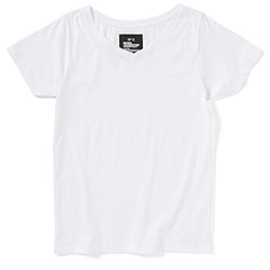 "BEDWIN & THE UNDERTONES - V NECK TEE ""MR. WHITE"""