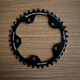 WOLFTOOTH - Drop-Stop Chainring 110BCD 5Bolt