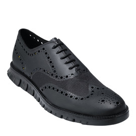 Cole Haan - ZeroGrand Oxford Stichless - Black/Black