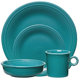 Fiesta® - Dinnerware Collection in Turquoise