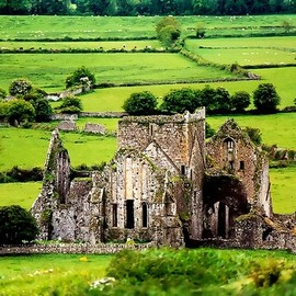 Ruins, St. Patricks, Ireland - Pinned Image