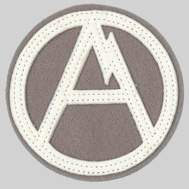 MOUNTAIN RESEARCH - 1650 A.M. Patch GRAY