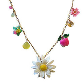 Razu-Boutique - Vintage Charm Necklace Margaret