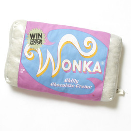 Chilly Chocolate Greme - WONKA Chocolate Cushion